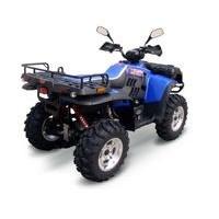 Hytrack HY 400 2WD/4WD, les pneus disponibles