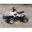 Hytrack HY 50 Girly 2WD, les pneus disponibles