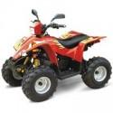 Hytrack HY 50 H 2WD, les pneus disponibles