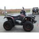 Hytrack HY 500 EFI 2WD, les pneus disponibles