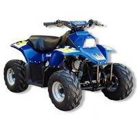 Hytrack HY 80 SX 2WD, les pneus disponibles