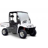 Hytrack Jobber 400 4WD, les pneus disponibles