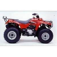 Kawazaki KLF 220 Bayou, les pneus disponibles, les pneus disponibles