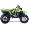 Kawazaki KSF 250 Mojave, les pneus disponibles, les pneus disponibles