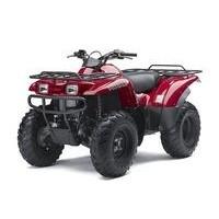 Kawazaki Prairie 360 2WD/4WD, les pneus disponibles, les pneus disponibles