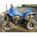 Kymco Maxxer 400 2WD, les pneus disponibles