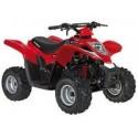 Kymco Maxxer 50 2WD, les pneus disponibles