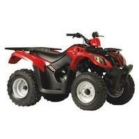 Kymco MXU 150 2WD, les pneus disponibles
