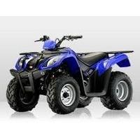 Kymco MXU 50 2WD, les pneus disponibles