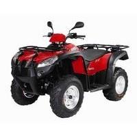 Kymco MXU 500/550 ( IRS ) 4WD, les pneus disponibles