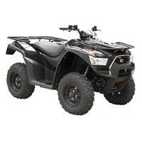 Kymco MXU 500i 2WD, les pneus disponibles
