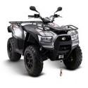 Kymco MXU 700i, les pneus disponibles
