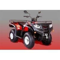 Loncin LX 250 2WD, les pneus disponibles