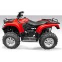 Loncin LX 500 4WD, les pneus disponibles, les pneus disponibles