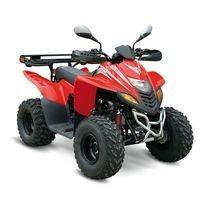 Masai 150 K 2WD, les pneus disponibles