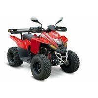 Masai 150 L 2WD, les pneus disponibles