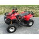 Masai 450 A 2WD, les pneus disponibles