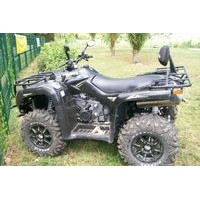 Masai 700 A Pack 4WD, les pneus disponibles
