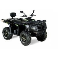 Masai 700A Ultimate Full Option 4WD, les pneus disponibles