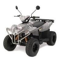 PGO XL Rider 50 2WD, les pneus disponibles