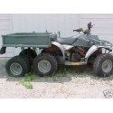 Polaris Big Boss 4X6, les pneus disponibles