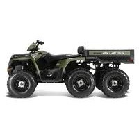 Polaris Magnum/Big Boss 6X6, les pneus disponibles
