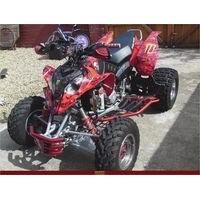 Polaris Predator 500 2WD 2003, les pneus disponibles