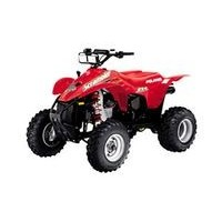 Polaris Scrambler 400 2WD/4WD, les pneus disponibles