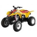 Polaris Sport 400 2WD, les pneus disponibles