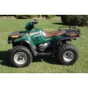 Polaris Xplorer 400 4WD, les pneus disponibles