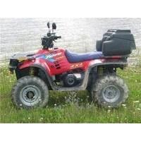 Polaris Xplorer/Sportsman 500 4WD, les pneus disponibles