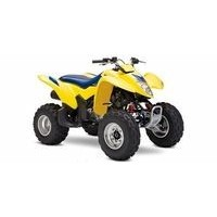 Suzuki LT 250 Quadsport, les pneus disponibles