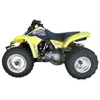 Suzuki LT 80 Quadsport, les pneus disponibles