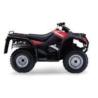 Suzuki Ozark 250 2WD, les pneus disponibles