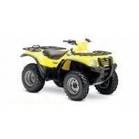 Suzuki Twin Peaks 700 4WD, les pneus disponibles
