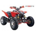 Shineray XY250ST-8, les pneus disponibles