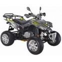 Shineray XY300ST-5E, les pneus disponibles