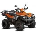 TGB Blade 400 R 2WD, les pneus disponibles