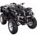 Triton Outback 400, les pneus disponibles