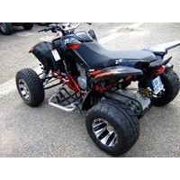 Triton Roadster 450, les pneus disponibles