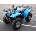Yamaha 350 Big Bear 4WD, les pneus disponibles