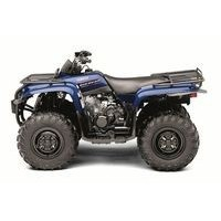 Yamaha 400 Big Bear 4WD, les pneus disponibles
