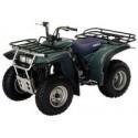 Yamaha YFB 250 Timberwolf 4WD, les pneus disponibles